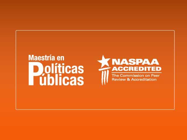 Maestría en Políticas Públicas