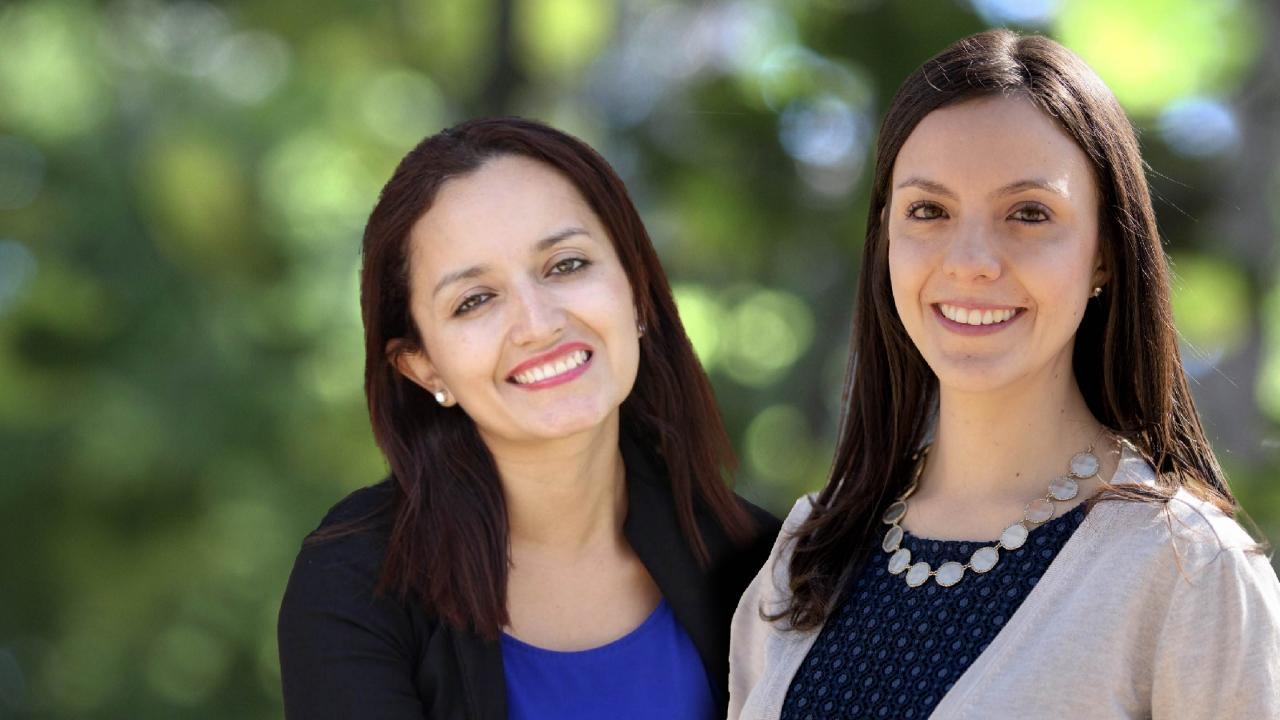 Dos mujeres ingresan para formar parte del equipo docente y de investigación de la Escuela de Gobierno