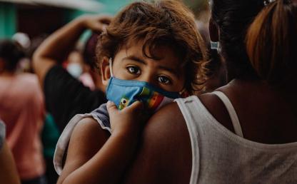 Maltrato infantil en tiempos de la pandemia COVID-19
